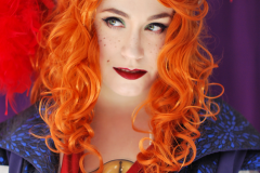 Selfportrait 02 - Captain Avantika - Critical Role cosplay - UriellActaea