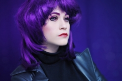 Selfportrait - Motoko Kusanagi Cosplay - Ghost in The Shell - 01 - UriellActaea