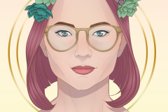 Taya Digital - Commission - Portrait - UriellActaea, 2D Artist and Illustrator