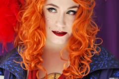 Selfportrait 02 - Captain Avantika - Critical Role cosplay - UriellActaea
