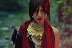 Morrigan - Dragon Age cosplay - 01 - UriellActaea