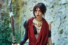 Morrigan - Dragon Age cosplay - 02 - UriellActaea