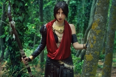 Morrigan - Dragon Age cosplay - 03 - UriellActaea