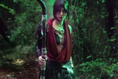 Morrigan - Dragon Age cosplay - 04 - UriellActaea