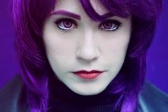 Selfportrait - Motoko Kusanagi Cosplay - Ghost in The Shell - 02 - UriellActaea