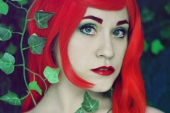 Selfportrait - Poison Ivy Cosplay - UriellActaea