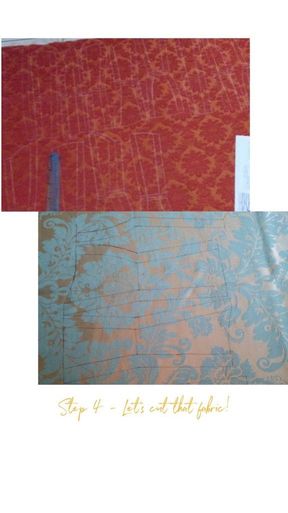 Corset Tutorial - Cutting the fabrics - UriellActaea, 2D Artist and Illustrator